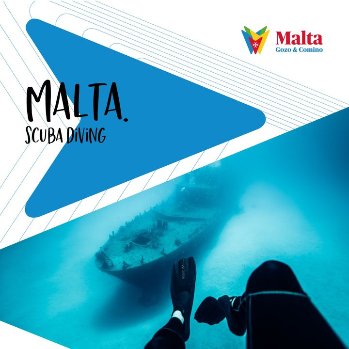 Malta: scuba diving