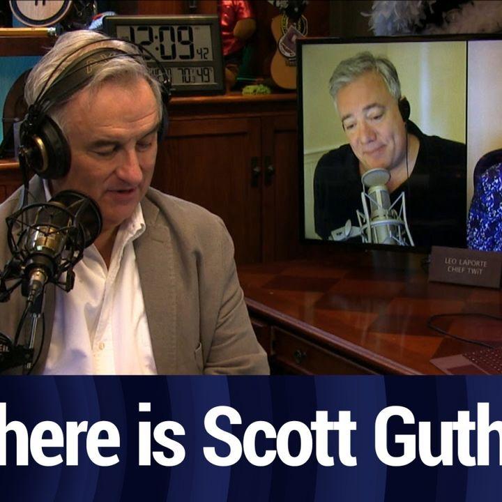 Crazy Idea by Mary Joe - Where is Scott Guthrie? | TWiT Bits