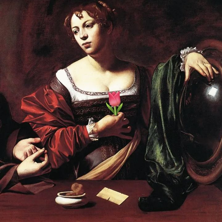 Ep. 59 - L'Arte: Caravaggio il pittore maledetto 🇮🇹 Luisa's Podcast