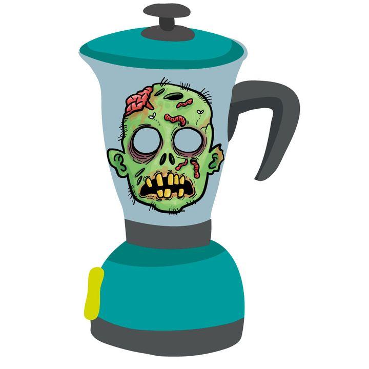 La Licuadora Zombie