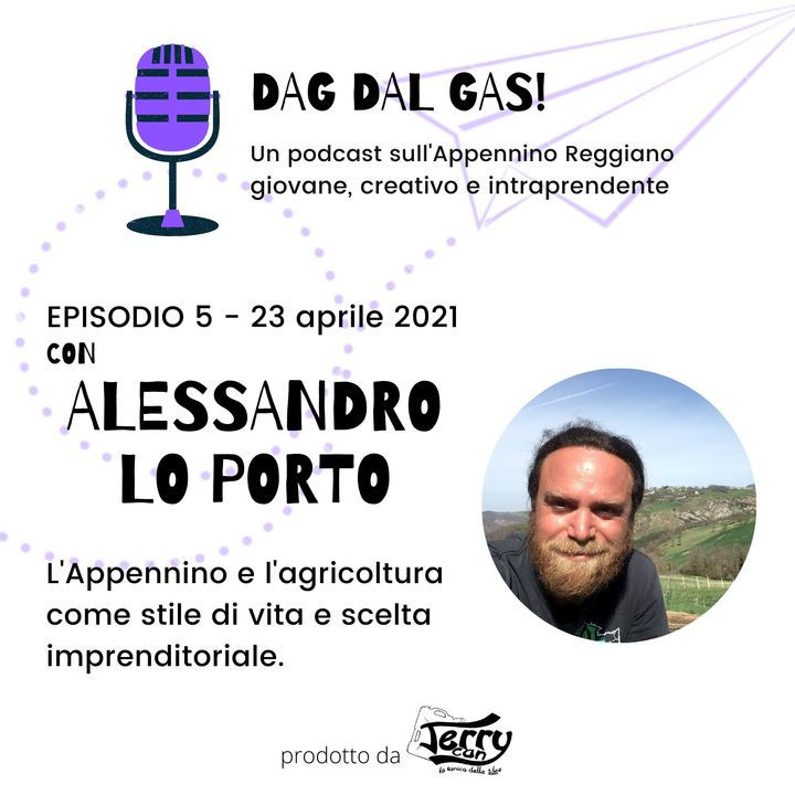 5. Giovani agricoltori - Alessandro Lo Porto