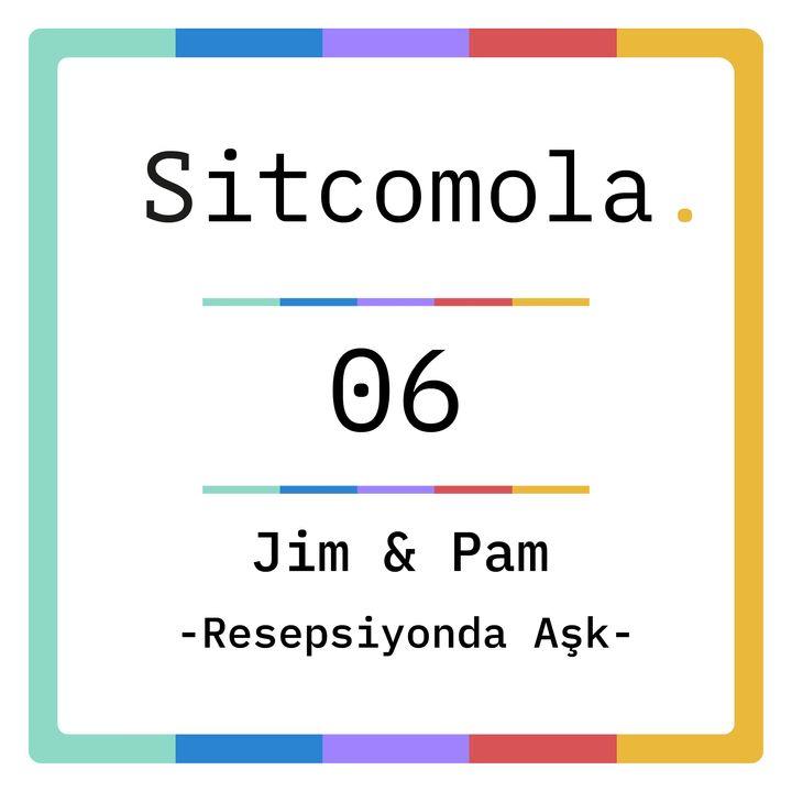 resepsiyonda aşk   jim & pam   #06