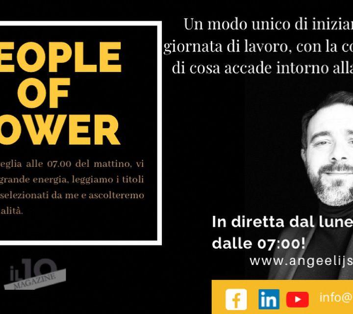 People of Power del 27_05_2021 di Angeelijs Brizzi