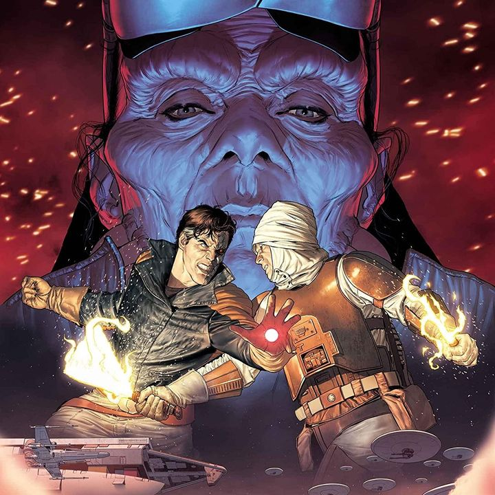 Star Wars Splash Page #226 -- Blackleg Miner