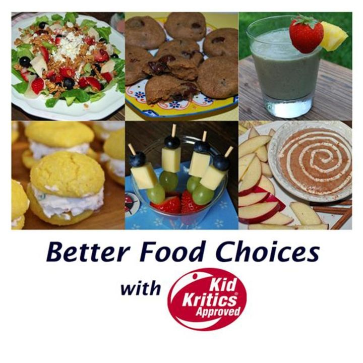 Better Food Choices with Kid Kritics