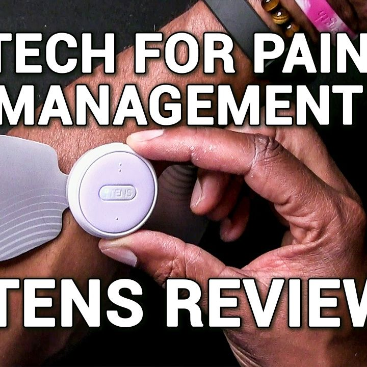 HOW 19: Tech For Pain Management - iTENS Mobile TENS Unit