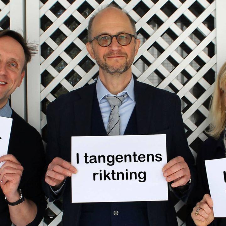 Per Naroskin, Gabriella Ahlström och Göran Everdahl