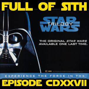 Episode CDXXVII: Antici....pation