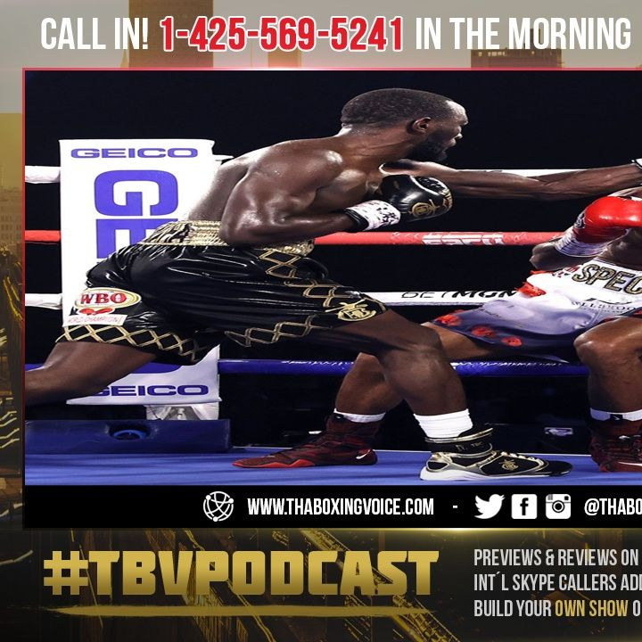 🌞Morning After Thoughts: Crawford Destroys Brook Faster, & More Impressively Than Golovkin & Spence