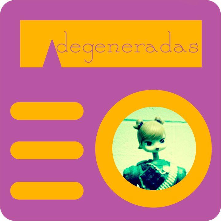 Degenaradas 01 - Tecnologías del género con Daniel J. García López