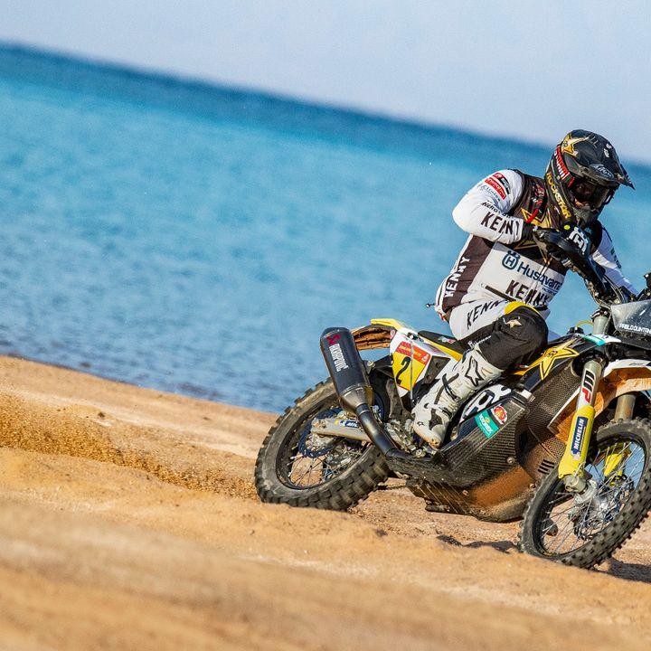 Nos vamos a la última del Dakar