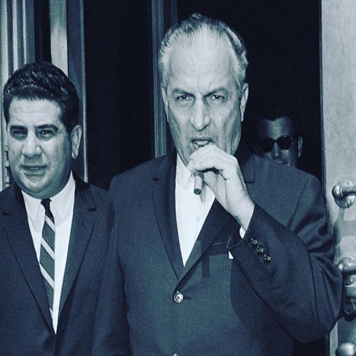 New Orleans Mafia Boss Carlos Marcello NOLA'S NOTORIOUS