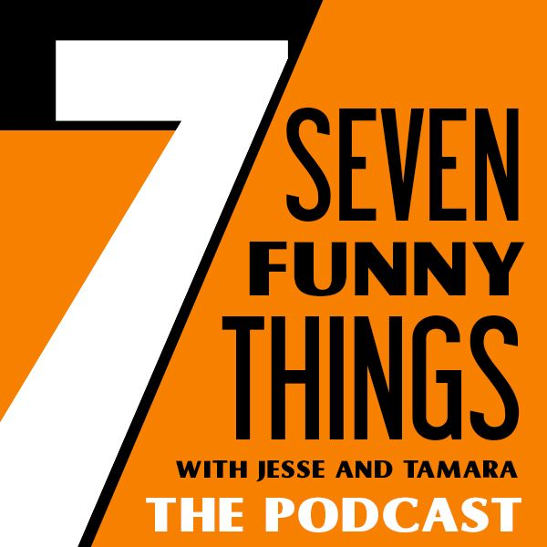 Episode 5 - Comedy Anecdotes -- At Least Seven Stories, or Your Money Back! Episode Includes Our Big Little Secret, Revealed