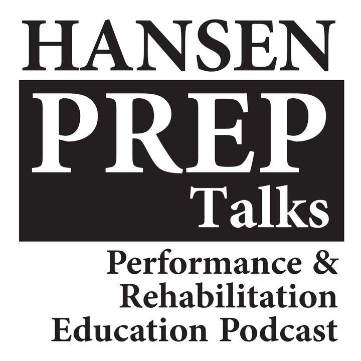 PREP Talks Episode 001 - Dr. Ken Clark and Ryan Banta:  The Education Behind Speed