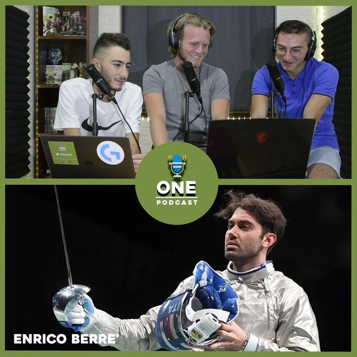 Ep. 13 | PUNTATA OLIMPICA con l'atleta ENRICO BERRE'