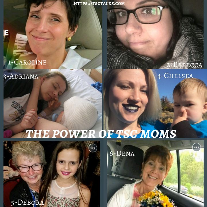 TSC Talks! The Power of TSC Moms; From Gratitude to Grief & Back; 6 Sound Bites.