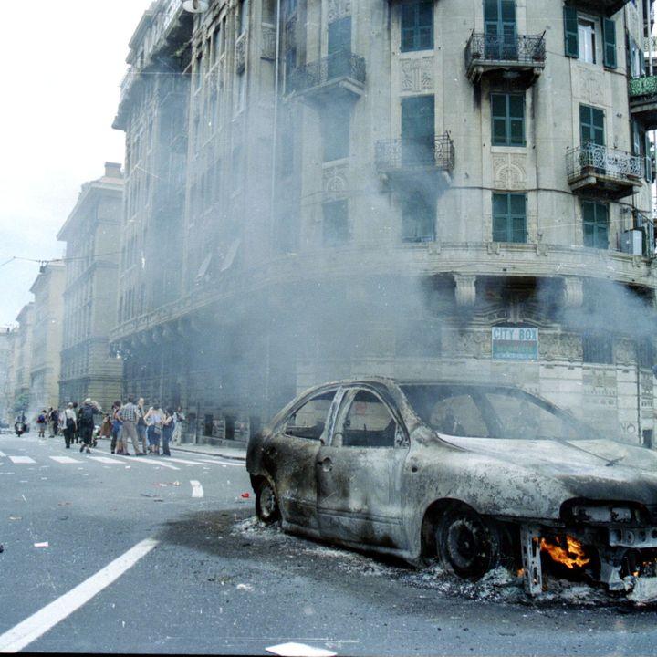 G8 di Genova - 20 anni dopo - cronache da Bolzaneto