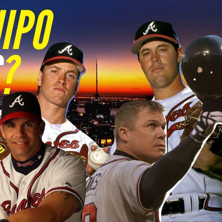 Atlanta Braves: All Star por posiciones desde 1990