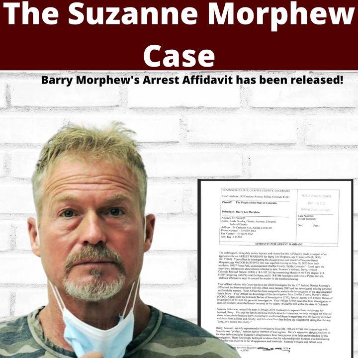 Barry Morphew Arrest Affidavit: Part One