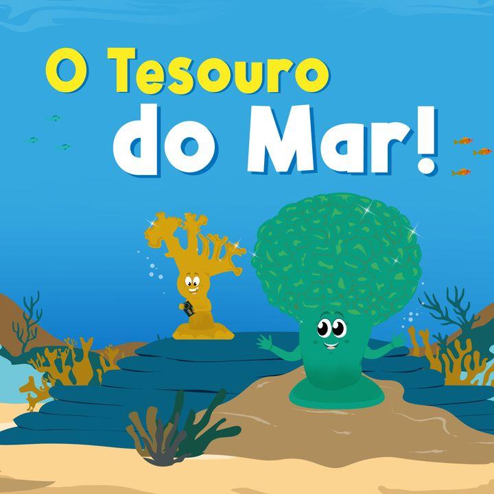 O Tesouro do Mar!
