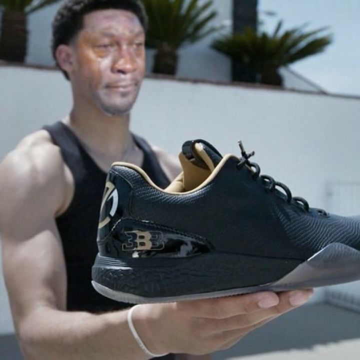 Lonzo Ball signature shoe $500??? Lavar Ball is insane