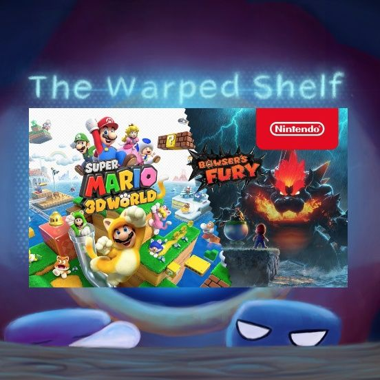 The Warped Shelf - Filthy 10