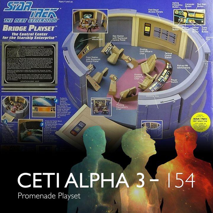 154 - Promenade Playset