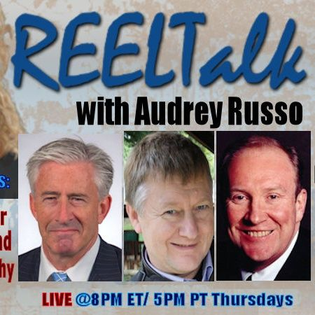 REELTalk: Author and Legal Analyst Christopher Horner, author of Ball of Collusion Andrew McCarthy and Dr. Peter Hammond in South Africa