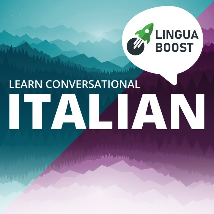 Learn Italian with LinguaBoost