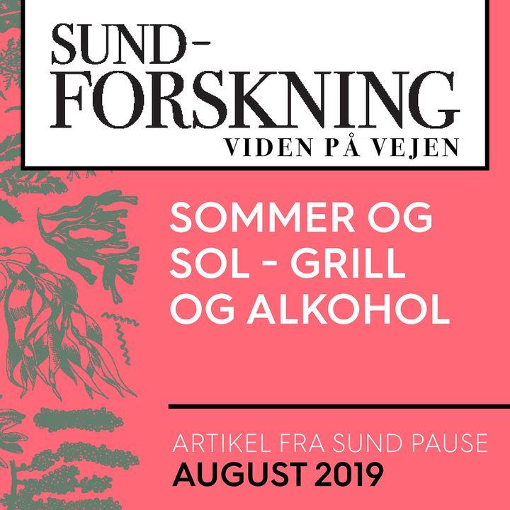 Sund Pause: Sommer og sol - grill og alkohol