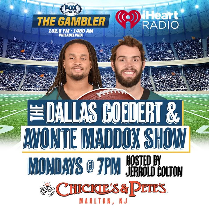 The Players Show With Dallas Goedert & Avonte Maddox Show 9/13