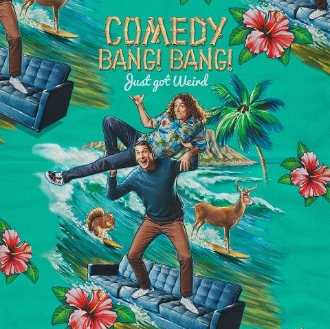 Weird Al From IFC's Comedy Bang Bang