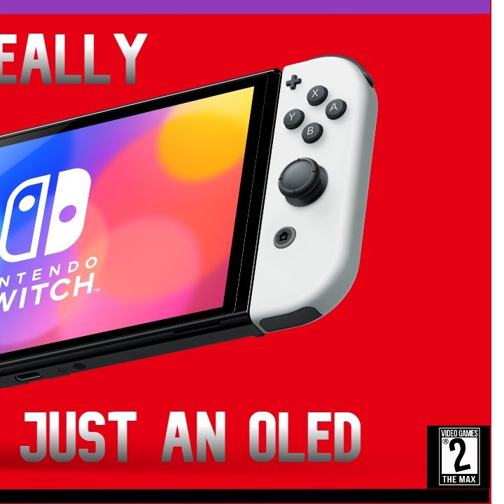 Nintendo Switch OLED Announced, Does Sony Need to Do More With PS NOW - VG2M # 279