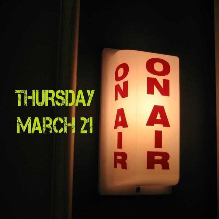 Thursday, March 21st