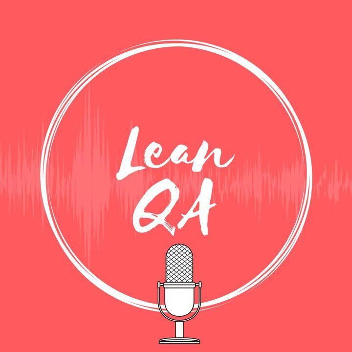 Sezon 2 - Odcinek 6: Ten o roli QA Leadera, krętej drodze rozwoju i pragmatyzmu, gdzie naszym gościem jest Adrian Gonciarz