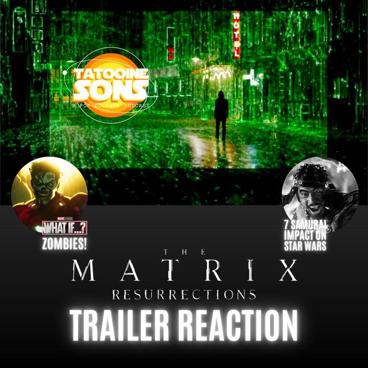 The Matrix Resurrections Trailer Breakdown