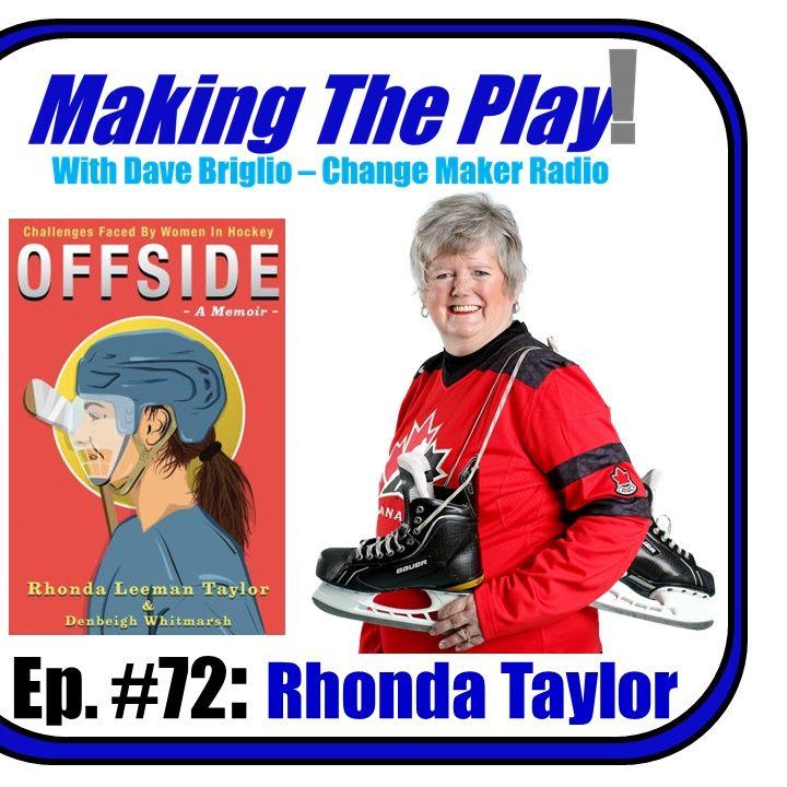 MTP#72-Rhonda Taylor