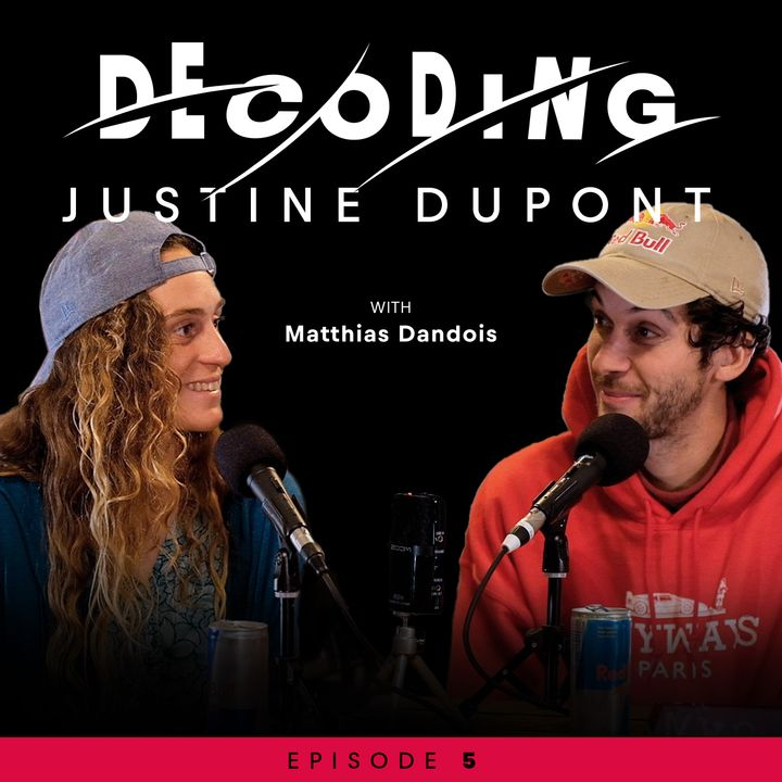 Justine Dupont – French Surfer, Series 1  Episode 5