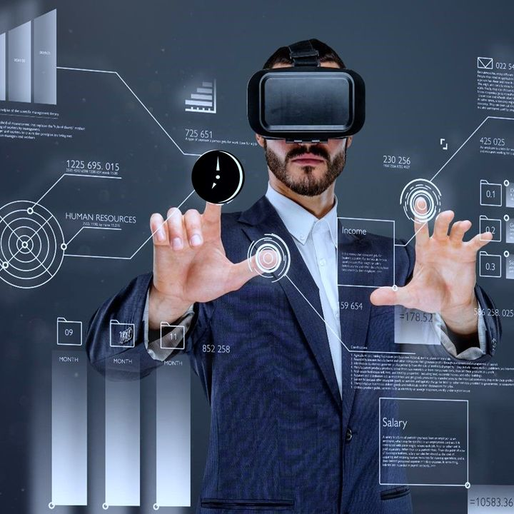 Realtà Aumentate e Realtà Virtuali - Discussione con Fede