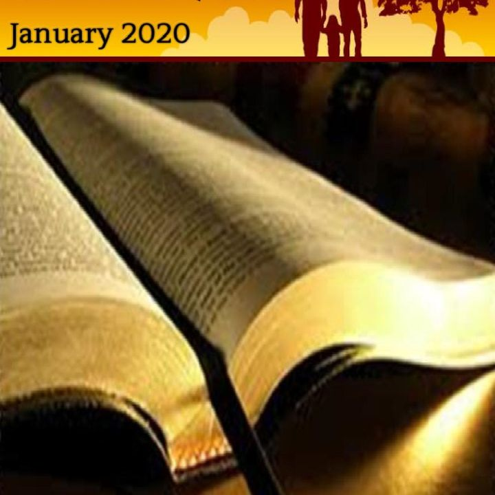 Bible Study The Uplifting Word - January 2020