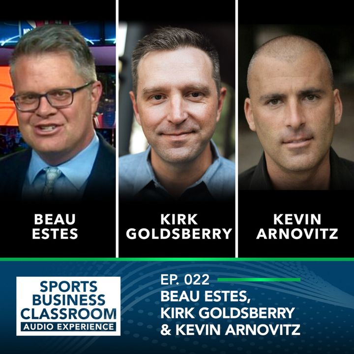 Hoops on the Horizon, How Do We Get There with Beau Estes, Kirk Goldsberry and Kevin Arnovitz