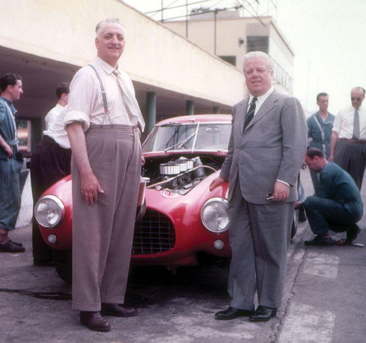 101. CULTURA: Enzo Ferrari