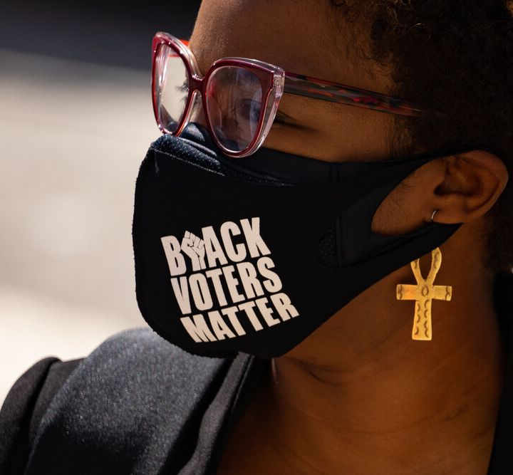 The coordinated assault on voting rights is 'Jim Crow 2.0'