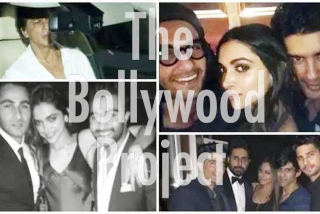126. Deepika Padukone's Party, SRK's Birthday, Ranveer Singh's 2018, and MORE Padmavati Drama
