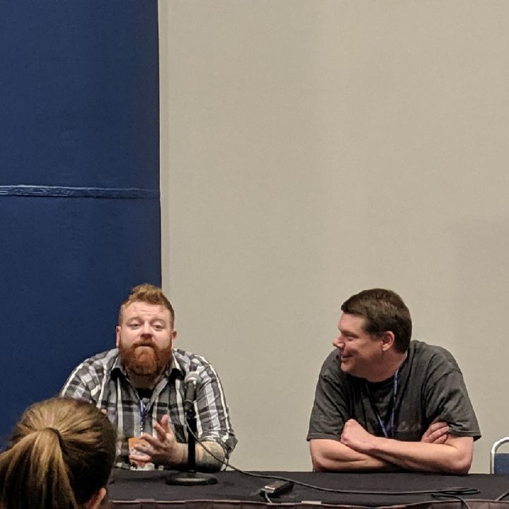 Comicpalooza 2019 - Can Open Q&A About Small Press Publishing, Distribution, Conventions, And Not Going Broke While Doing What You Love
