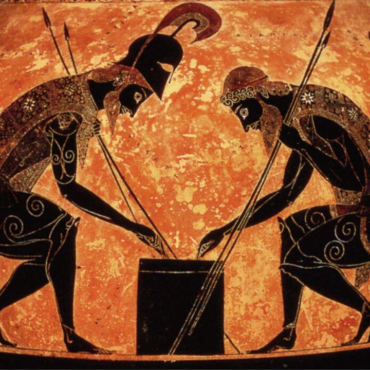 Epic Win #3 - Achille e Patroclo