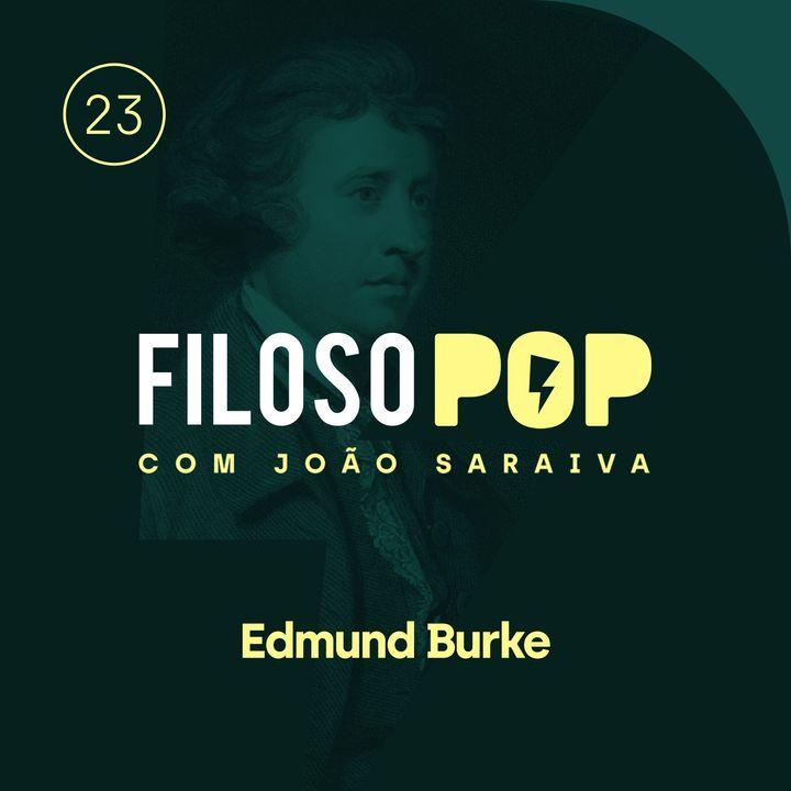 FilosoPOP 023 - Edmund Burke