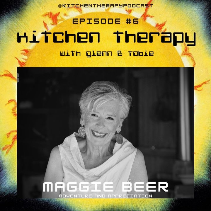 Kitchen Therapy: The Maggie Beer Files