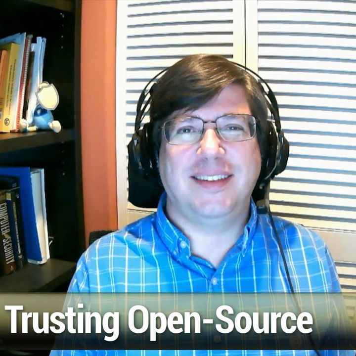FLOSS Weekly 609: Open Source Security