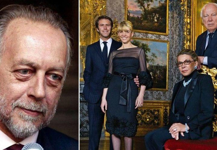 Lutto in Casa Reale Savoia